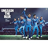 Cricket Poster. Printelligent Poster Collection Of Sports Stars For Die Hard Cricket Fans. Images Of Wall Posters For Room In Home And Office. Poster-1