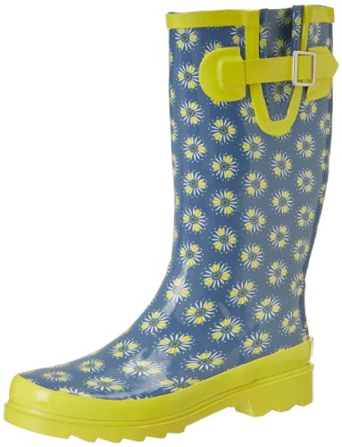 Western Chief Women's Floral Repeat Rain Boot