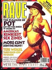 Adult magazine raver