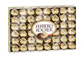 Ferrero Rocher Fine Hazelnut Chocolate, 48 Count