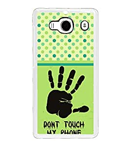 ifasho Designer Phone Back Case Cover Xiaomi Redmi 2 :: Xiaomi Redmi 2S :: Xiaomi Redmi 2 Prime ( Pink Black Gift Type Girl Look Case )