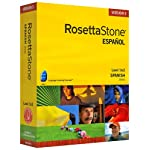 Rosetta Stone V3: Spanish (Spain) Level 1-2 Set [OLD VERSION]