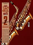 img - for Music Minus One Alto Sax: Easy Jazz Duets for Alto Saxophones book / textbook / text book