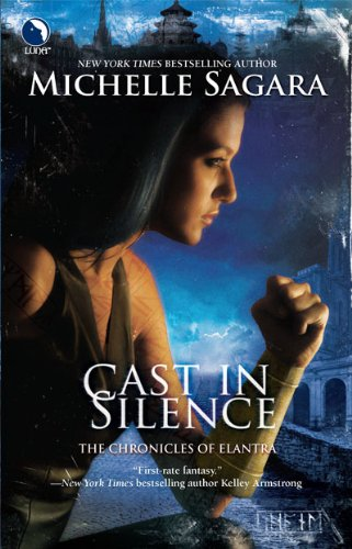 Image of Cast in Silence (Chronicles of Elantra, Book 5)