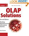 OLAP Solutions: Building Multidimensi...
