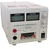 0-30vDC+5vDC+12vDC Lab Pwr Supply/Lcd Display