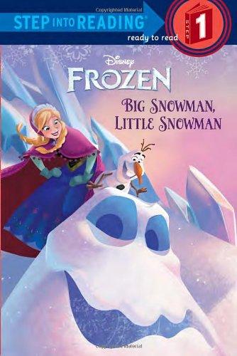 Disney Frozen: Big Snowman, Little Snowman