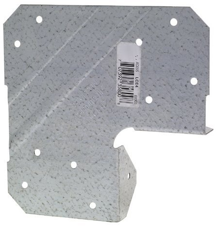 Simpson Strong Tie LCE4 4x or 6x Post / Beam Cap