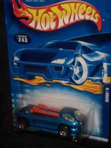 #2000-243 Deora 2 Collectible Collector Car Mattel Hot Wheels 1:64 Scale - 1