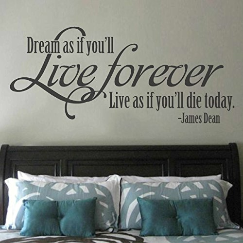 MairGwall James Dean Quote-Dream - 45.1KB
