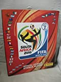 OFFICIAL LICENSED STICKER ALBUM BY PANINI - FIFA WORLD CUP SOUTH AFRICA 2010 (Official Licensed Fifa World Cup Sticker Album From UK))