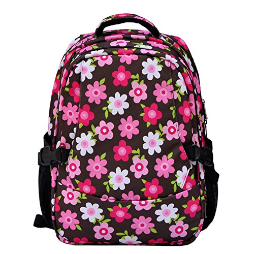 Damai Travel Backpack Diaper Bag (Sun Flower)