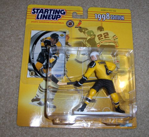 1998 Joe Thornton NHL Starting Lineup