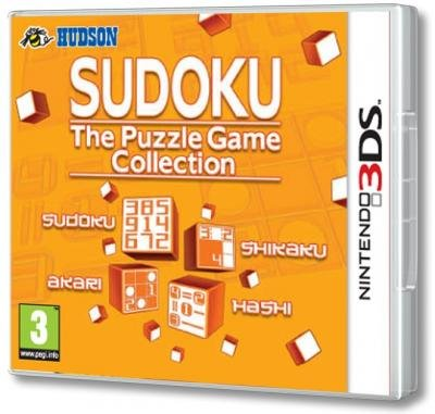 Sudoku - The Puzzle Game Collection (Nintendo 3DS)