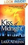 Kiss of Midnight: A Midnight Breed No...