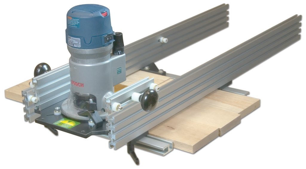 Slab leveling router sled - Canadian Woodworking and Home Improvement Forum