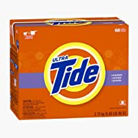 Tide Lavender Scent Powder Laundry Detergent 68 Loads 95 Oz