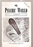 img - for The Psychic World November 1948 Vol. 1 Number 1 book / textbook / text book
