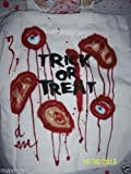 New listingTrick or Treat Bag Halloween Prop Party Bag Body Parts Grocery Book Candy