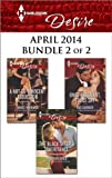 Harlequin Desire April 2014 - Bundle 2 of 2: The Black Sheeps Inheritance\A Not-So-Innocent Seduction\Once Pregnant, Twice Shy