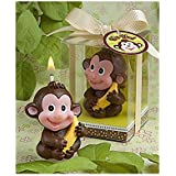 Fashioncraft Adorable Monkey Candle