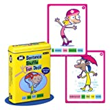 Sentence Shuffle Fun Deck Cards - Super Duper Educational Learning Toy For Kids