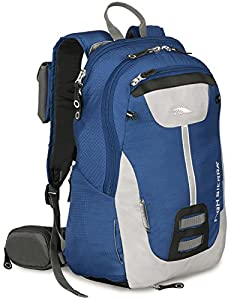 High Sierra Seeker Frame Backpack, Pacific/Ash/Black