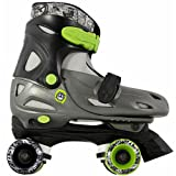 Kryptonics Quad Roller Skate, Size 1-4