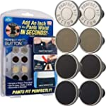 Button Waist Extenders Pack of 4 Diff...