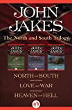 img - for The North and South Trilogy: North and South, Love and War, and Heaven and Hell book / textbook / text book