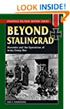 Beyond Stalingrad: Manstein & the Operations of Army Group Don (Smhs) (Stackpole Military History)