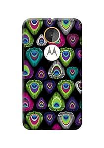 Moto X2 Back Cover,Premium Quality Designer 3D Printed Lightweight Slim Matte Finish Hard Case Back Cover for Moto X2 2nd Generation by Tamah