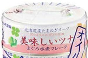伊藤食品 美味しいツナ水煮フレーク(オイル無添加) 80g×4缶