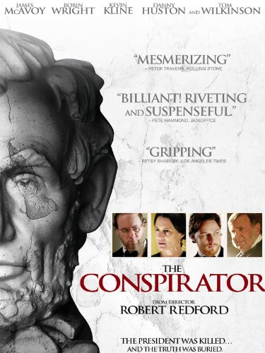 Amazon Com The Conspirator James Mcavoy Robin Wright