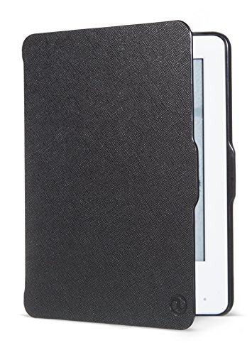 [Kindle cover] Nupro slim folio cover black