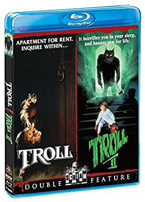 Troll / Troll 2 [with Best Worst Movie on DVD] [Blu-ray]