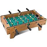 "27"" Tabletop Soccer Foosball Table Game w/ Legs"