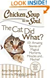 Chicken Soup for the Soul: The Cat Did What?: 101 Amazing Stories of Magical Moments, Miracles and... Mischief