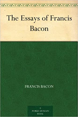 francis bacon essays writing style