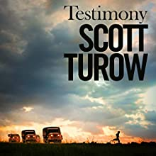 Testimony Audiobook by Scott Turow Narrated by Robert G. Slade