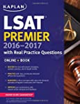 Kaplan LSAT Premier 2016-2017 with Re...