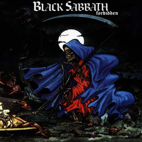 Black Sabbath-Forbidden-Bootleg-CD-FLAC-2011-GRAVEWISH