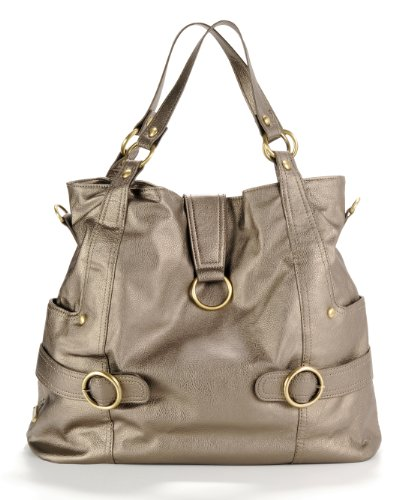 timi  &  leslie Hannah Changing Bag (Pewter)