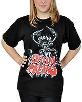 Les Muppet Show Drum Hero T-Shirt noir