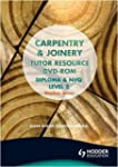 Carpentry and Joinery Tutor Resource:...