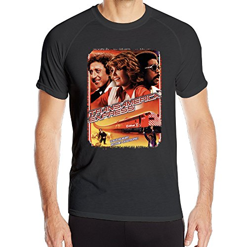 Gene Wilder Silver Streak Mens Hiking Training T Shirts