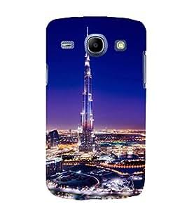 printtech Burj Khalifa Dubai Back Case Cover for Samsung Galaxy A5 / Samsung Galaxy A5 A500F