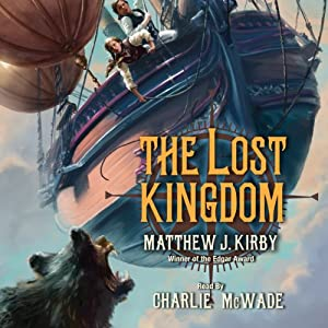 The Lost Kingdom | [Matthew J. Kirby]