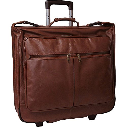 amerileather-wheeled-leather-garment-bag-brown