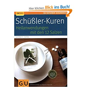 Schüßler-Kuren: